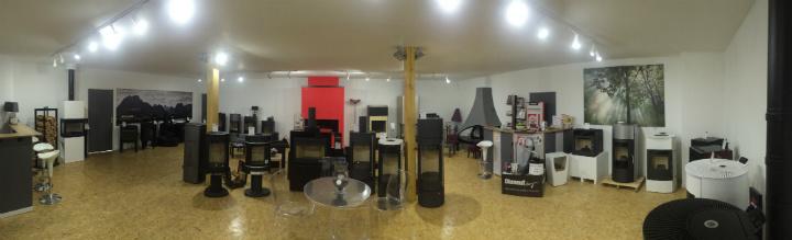 Poêles et Foyers Passion Showroom